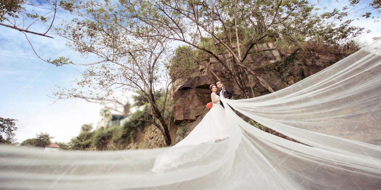 Ảnh cưới đẹp Bửu Long