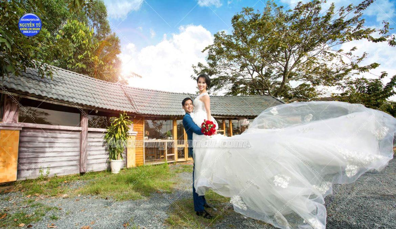 Album cưới đẹp phim trường