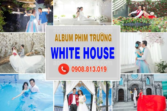 Phim trường White House