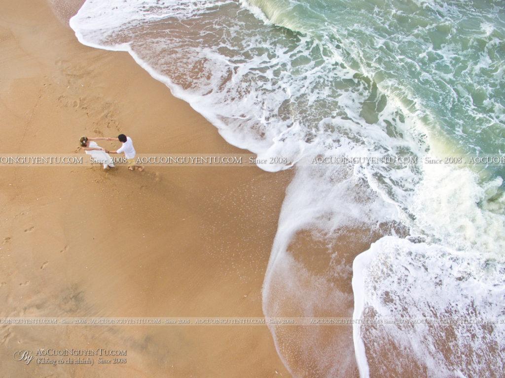 Chụp ảnh flycam Nguyễn Tú
