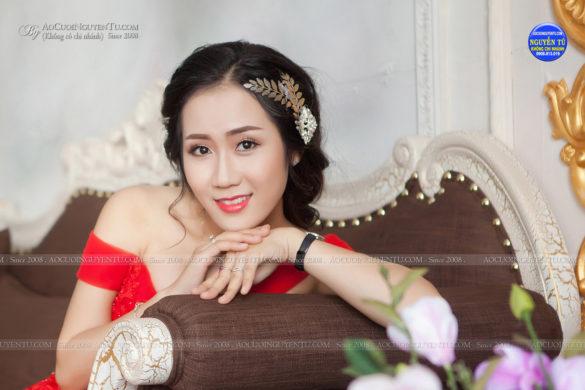 Trang điểm đẹp Nguyễn Tú