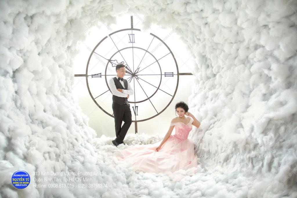 Hình cưới tự nhiên