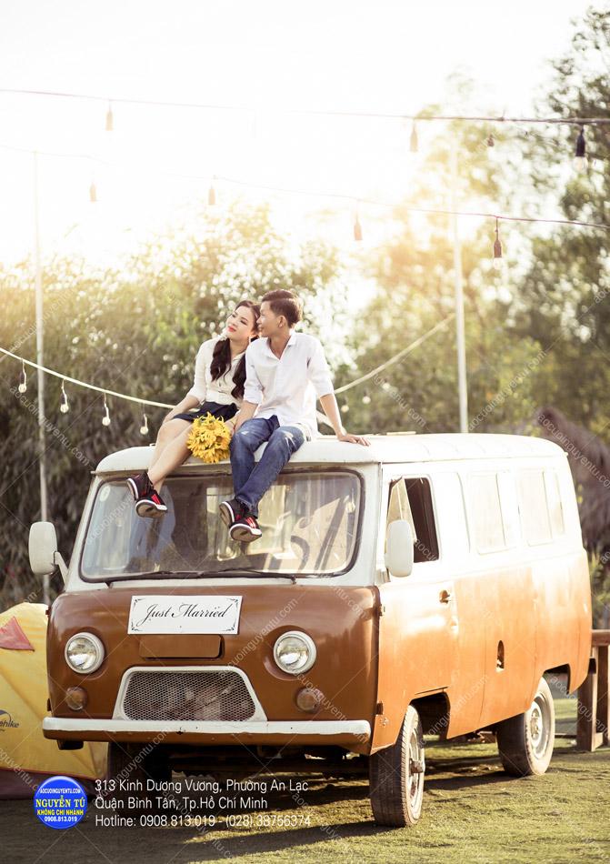 Ảnh cưới Phim Trường Lamour